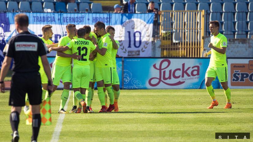 766e087b12 Favoritom v boji o Európsku ligu je Žilina - Fortuna liga - Futbal - Šport  - Pravda.sk