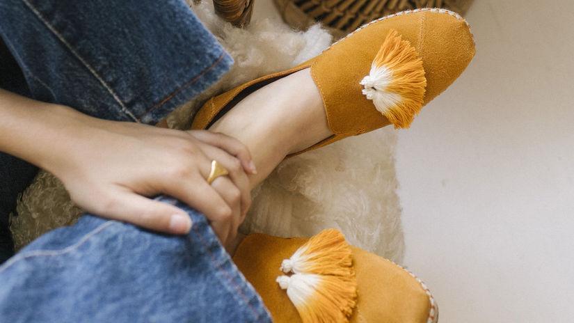 dc9a2818d 12 tipov, ako si ozdobiť nohy v pohodlnej obuvi - Krása a móda - Žena -  Pravda.sk