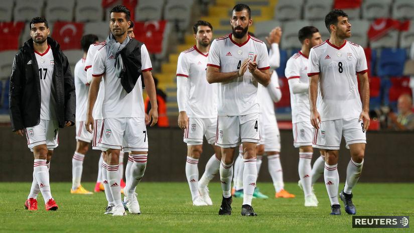 cfd038057c4ad Nike nemôže dodávať Iráncom kopačky, platia Trumpove sankcie - MS vo futbale  2018 - Futbal - Šport - Pravda.sk