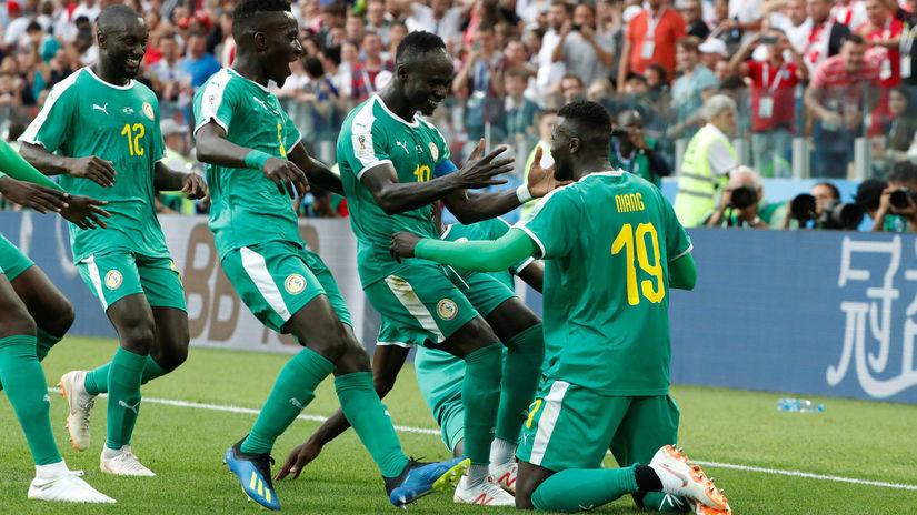 d96e22bd1 Senegal zachraňuje česť Afriky. Hrozí jej prepad - MS vo futbale 2018 -  Futbal - Šport - Pravda.sk