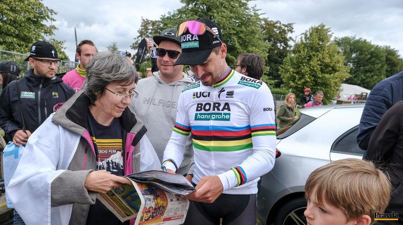 cb3611f92d16a Bora si poistí klenot na ďalšie roky: Sagan dávno presiahol hranice  cyklistiky - Cyklistika - Šport - Pravda.sk