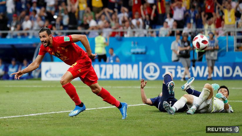 ed785ff64a70d Brazília, teš sa! Diabli vystúpili z pekla - MS vo futbale 2018 - Futbal -  Šport - Pravda.sk