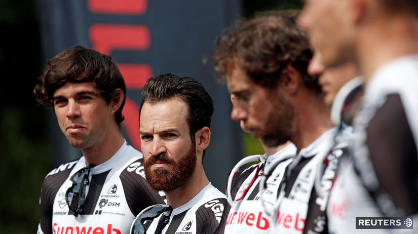 4d64348147fa3 Saganov rival Matthews nemá ambíciu obhájiť zelený dres. Pomôže ...