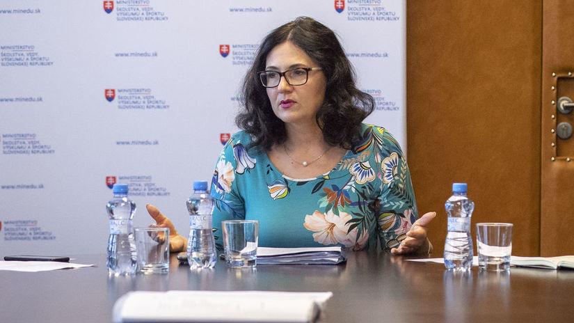 6f28170be4 Lubyová  Ministerstvo školstva sa snaží zlepšiť postavenie učiteľov - Domáce  - Správy - Pravda.sk