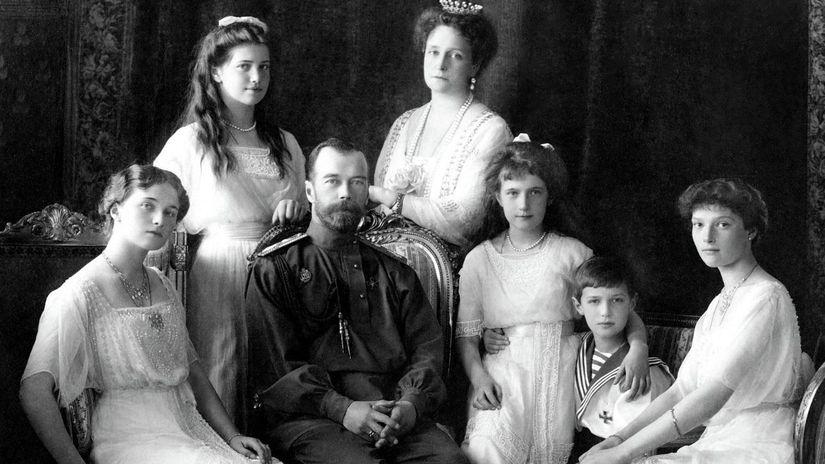 0087d0898 Prečo musela zomrieť cárska rodina alebo Mohli za to aj československé  légie? - Neznáma história - Žurnál - Pravda.sk
