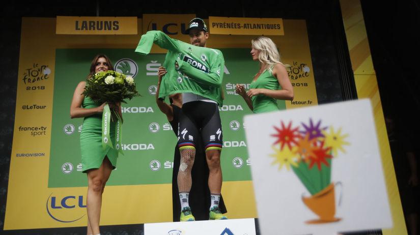 525b42b826 Dokončiť etapu bolo viac ako víťazstvo. Sagan prežil najťažšiu ...