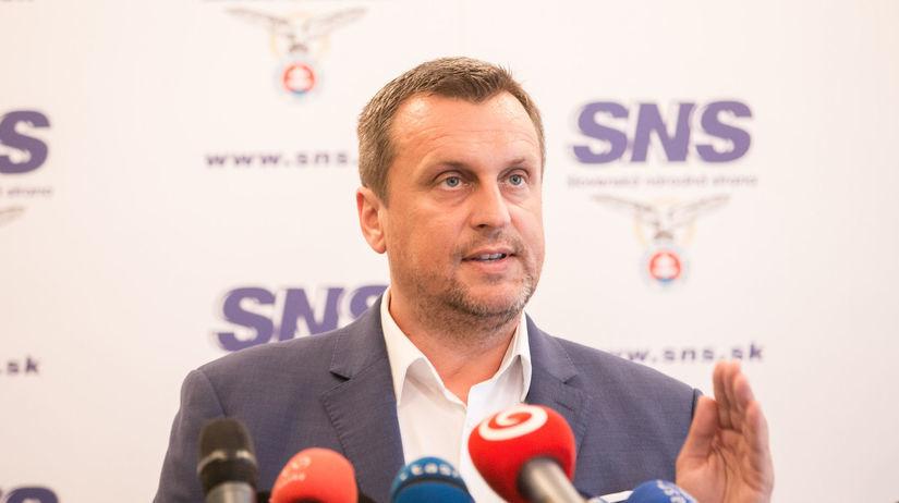 Danko hovorí o vojne s Kotlebom, nechce sa za neho hanbiť v zahraničí - Domáce - Správy - Pravda.sk