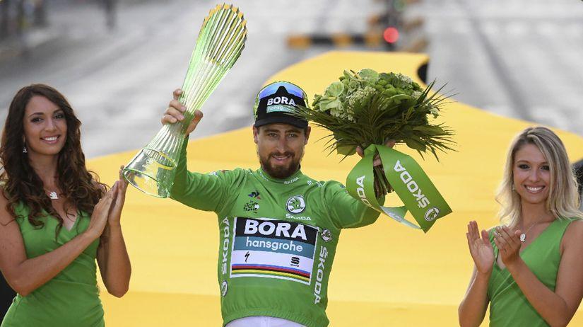 a9780a3a7b1d4 ANKETA: Slávna Tour sa blíži. Získa Sagan ďalší zelený dres? - Cyklistika -  Šport - Pravda.sk