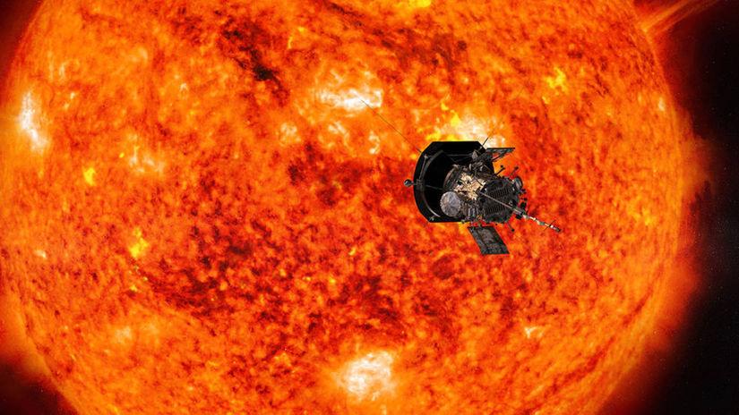 NASA vypustí k Slnku sondu. Chce vysvetlenie extrémnych teplôt - Vesmír -  Veda a technika - Pravda.sk 1d4addb345