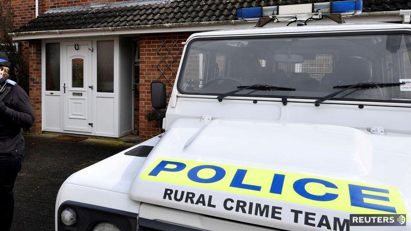 Britská polícia prešetruje 'ruskú stopu' v ďalších podozrivých úmrtiach - Svet - Správy - Pravda.sk