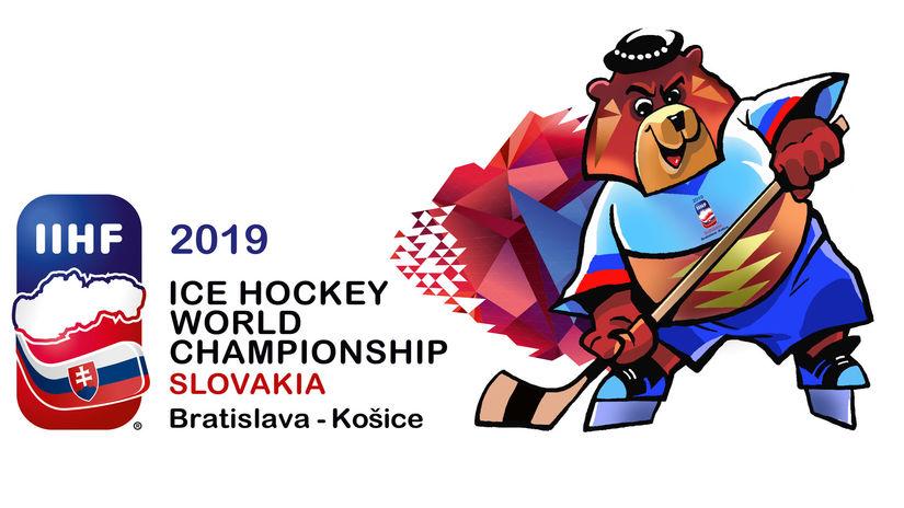 3d3ff27c568fe Maskotom hokejových MS 2019 bude medveď. O mene rozhodnú fanúšikovia ...