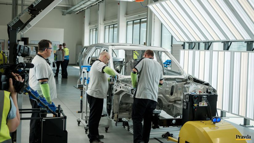 Nitra zachráni Jaguar z britskej tragédie - Ekonomika - Správy ... ea248cc6d9