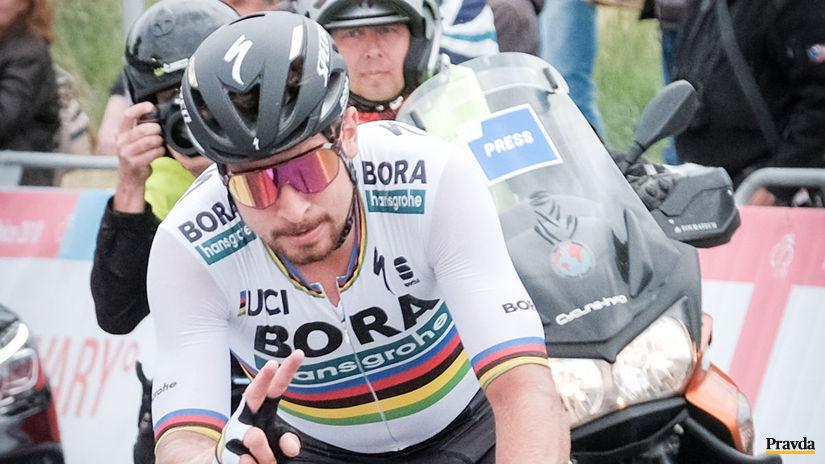 f7a6089b6256e Vyzdvihol Paríž-Roubaix a Tour. Sagan ovládol po deviaty raz anketu ...