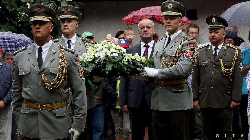 629e6fab7 Minister Gajdoš si uctil pamiatku obetí SNP turistickým pochodom ...