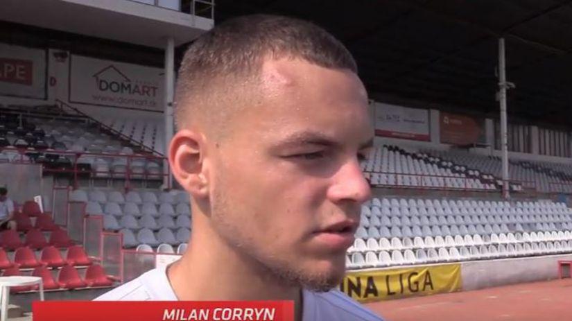 032c404c9 Talent z Belgicka. Trenčanov posilnil Corryn - Fortuna liga - Futbal ...