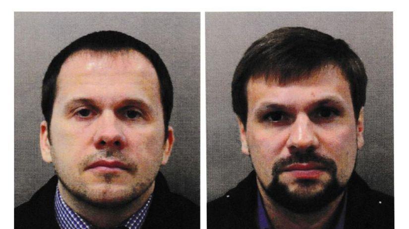 Polícia podozrieva z otravy Skripaľa ďalších dvoch Rusov - Svet - Správy - Pravda.sk