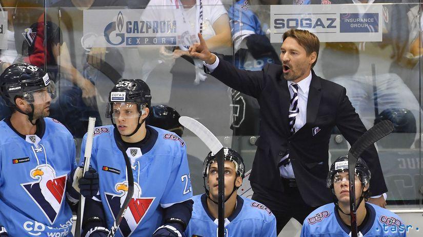 Pokazená domáca premiéra. Slovan nestačil na Jaroslavľ - KHL - Hokej ... 67d3e8f2613
