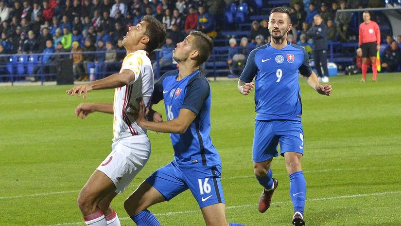 16a2ef56a Mladíci po bláznivom zápase žijú. Guľa: Musíme urobiť maximum -  Reprezentácia - Futbal - Šport - Pravda.sk