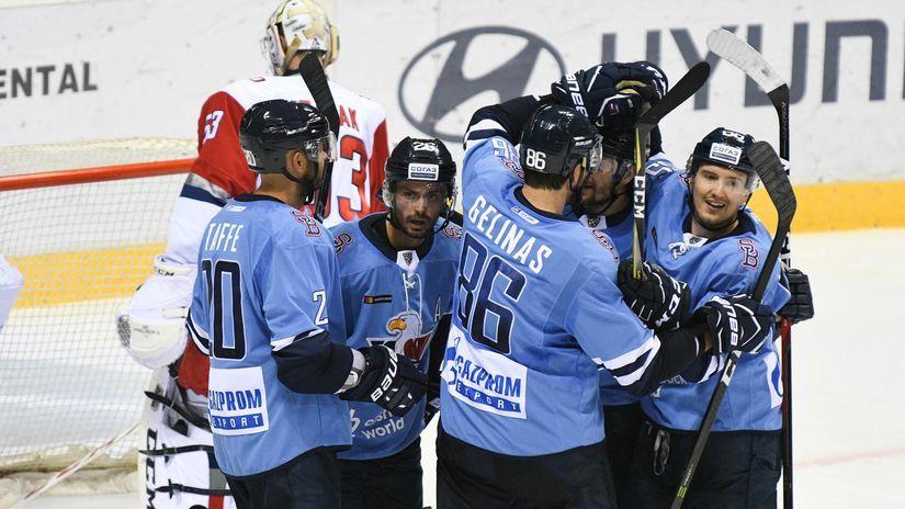 KHL pozastavila činnosť štatutárov Slovana. Klub verdikt rešpektuje - KHL -  Hokej - Šport - Pravda.sk 20181e5f32f