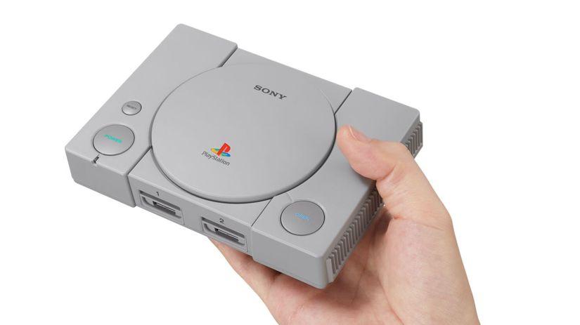 Pôvodná verzia PlayStation je späť. Sony predstavilo retro edíciu ... 6ee70372d15