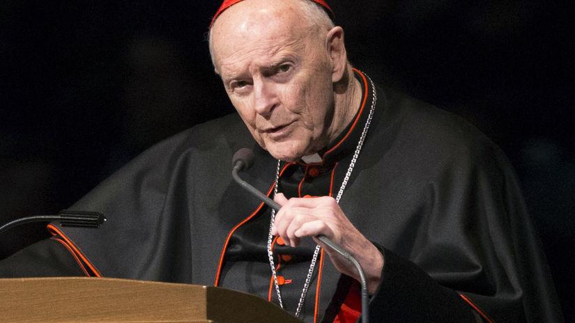 Pápež umožní preskúmanie McCarrickovho škandálu vo vatikánskych archívoch - Svet - Správy - Pravda.sk