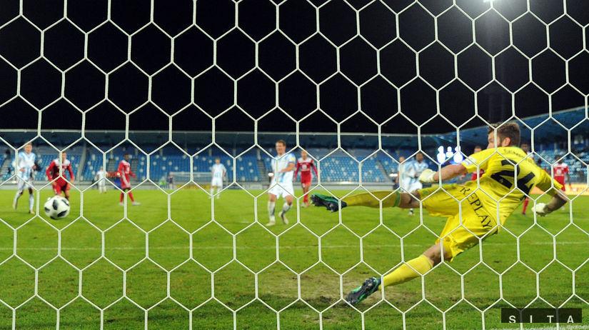 88ff56d3b2 Trenčín padol po penalte v závere. Galád  Zdolali sme najlepší tím na  Slovensku - Fortuna liga - Futbal - Šport - Pravda.sk