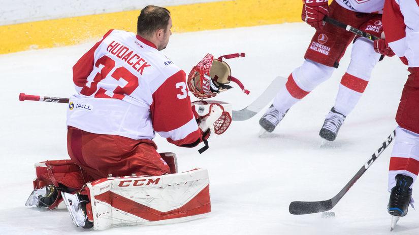 f73f72678490b Slovan po bezkrvnom výkone prehral so Spartakom. Országh: Nič sme neukázali  - KHL - Hokej - Šport - Pravda.sk