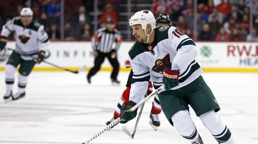 Slovan získal útočníka Chrisa Stewarta. V NHL odohral takmer 700 zápasov -  KHL - Hokej - Šport - Pravda.sk 0298d278918