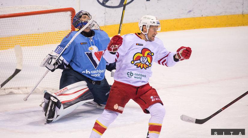 Zlepšený výkon nestačil. Slovan prehral s Jokeritom - KHL - Hokej ... 04cf76ed8ec