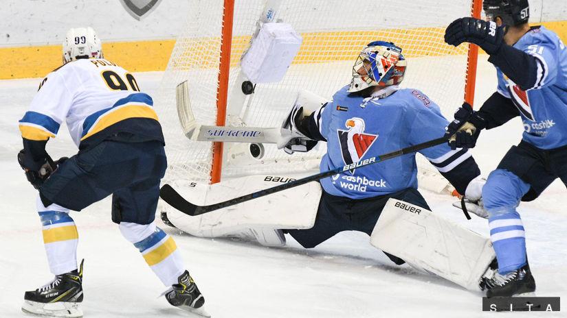 e16004451a722 Slovan nezískal v domácej sérii ani bod. Országh: Hrou vyháňame ľudí zo  štadióna - KHL - Hokej - Šport - Pravda.sk
