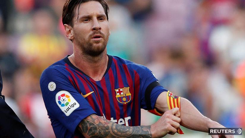 c09da4eb393f0 Barcelona nevyhrala v treťom zápase v rade, no zostala na čele. Real -  Atlético 0:0 - Zahraničné ligy - Futbal - Šport - Pravda.sk