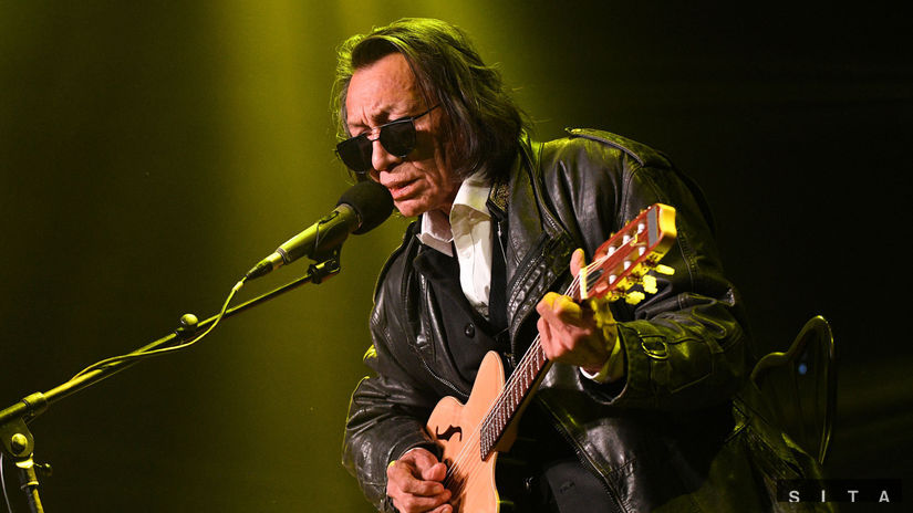 Charismatic Singer Sixto Rodriguez Won Bratislava Music Culture
