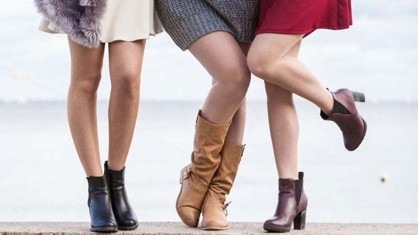 f938af3408b6 Poznáte trendy dámskej obuvi na túto jeseň  - Žena a rodina - Komerčné  správy - Pravda.sk