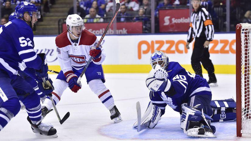 979ede70424fb Toronto umiestnilo Marinčina na waiver listinu - NHL - Hokej - Šport ...