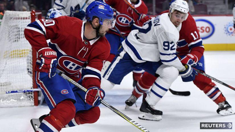 7e1cbfcb11888 Tatar: Šialenstvo i zábava. V Montreale je hokej všetkým - NHL ...