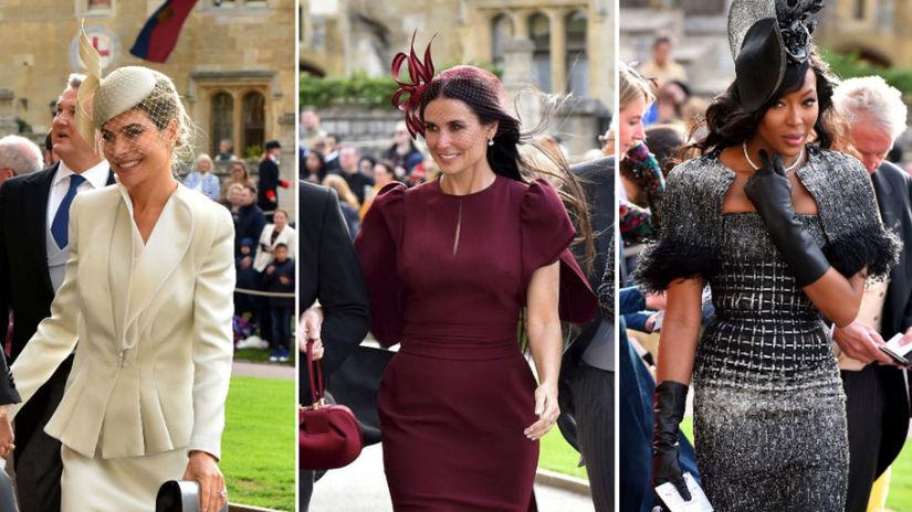 c42518c0401e Najkrajšie oblečená dáma kráľovskej svadby  Cara