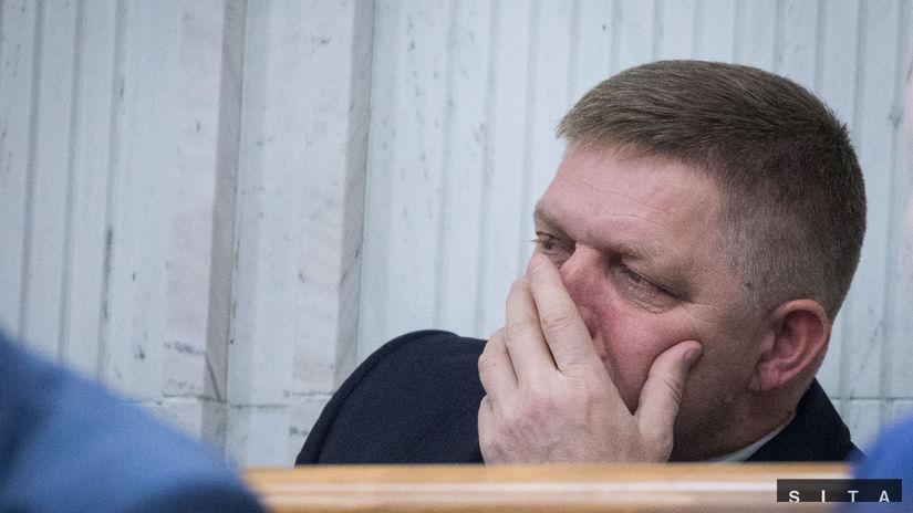 Fico po takmer siedmich rokoch vypovedal v kauze Gorila - Domáce - Správy - Pravda.sk