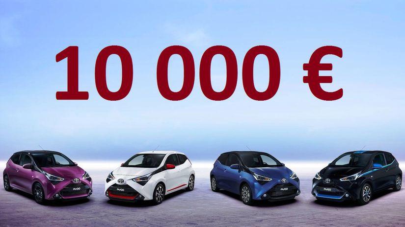 Toto sú autá do 10 000 eur. Dopriať si môžete kombi 29f841b0ad5
