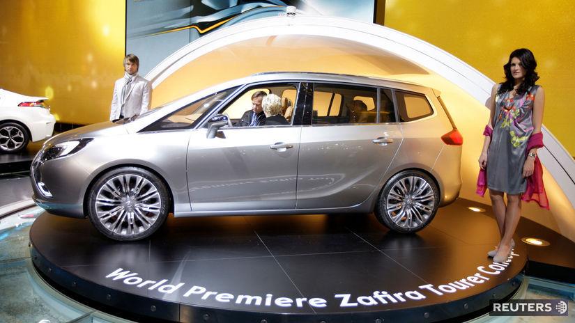 Do emisnej pasce spadol aj Opel - Ekonomika - Správy - Pravda.sk