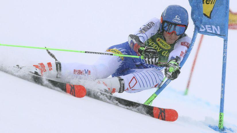Vlhovú v Söldene diskvalifikovali. V strmine jej ušla lyža - Zimné športy -  Šport - Pravda.sk 29dea538f8