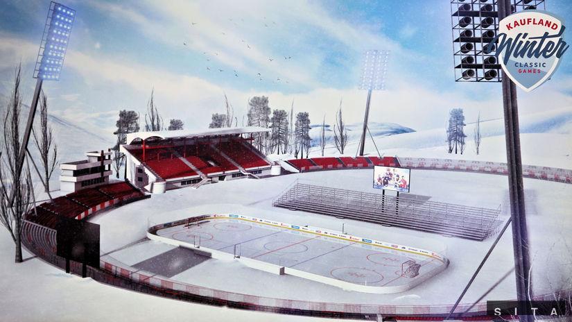 FOTO  Prvé Winter Classic bude na Štiavničkách a6d88580686