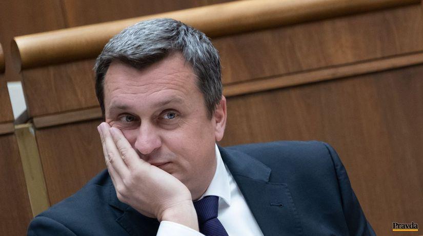 Danko bude čeliť ďalšiemu odvolávaniu pre kauzu 'rigorózky' - Domáce - Správy - Pravda.sk