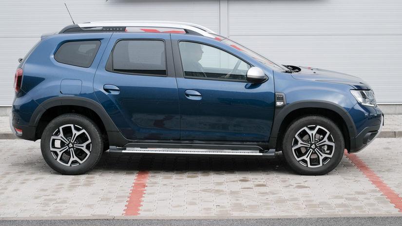 f9f1cec0e Test: Dacia Duster 1,5 dCi 4x4 - nafta mu svedčí, ale nechutí - Testy -  Auto - Pravda.sk