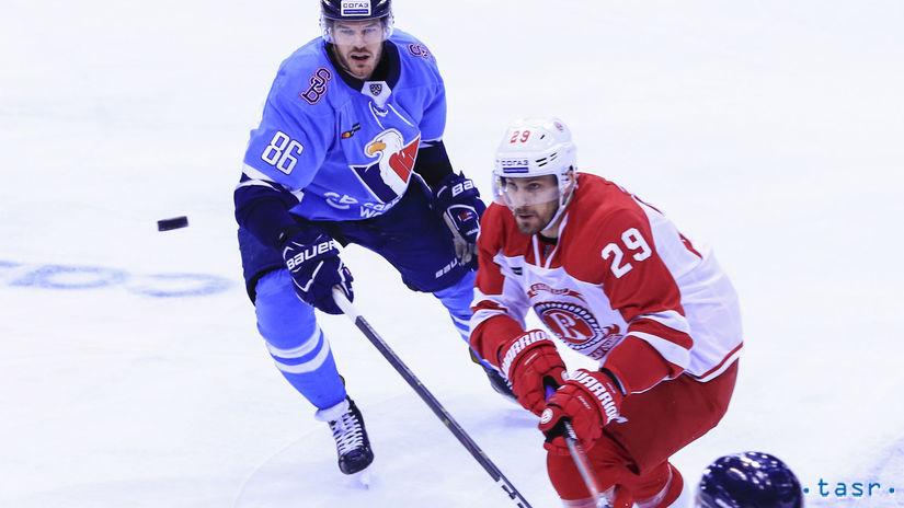 Slovan prišiel o náskok a nezískal ani bod. Országh  Je to obrovské  sklamanie - KHL - Hokej - Šport - Pravda.sk 5b83a62e70f