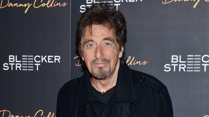 3e3433d0c3 Al Pacino ako kráľ Lear  - Film a televízia - Kultúra - Pravda.sk