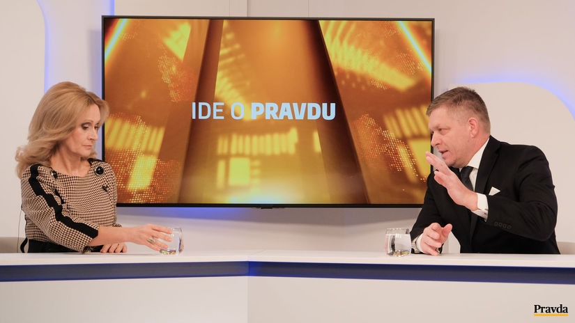 Fico: Kiska hrá pri Lajčákovi cirkus Humberto - Domáce - Správy - Pravda.sk
