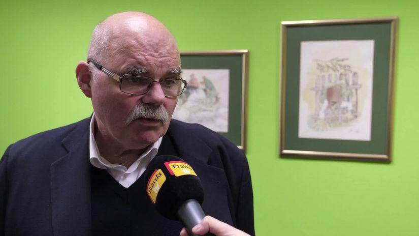 VIDEO Vačok o návrhu obžalovať Ruska: Nič prekvapujúce, ak má vyšetrovateľ dosť dôkazov - Domáce - Správy - Pravda.sk