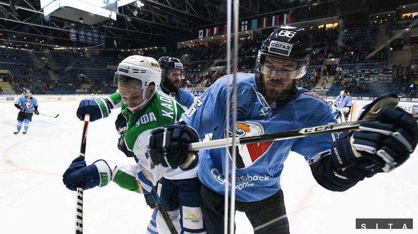 f1d5b25fe Absolútne predčasné, reaguje Slovan na koniec v KHL a návrat do Tipsport  Ligy - KHL - Hokej - Šport - Pravda.sk