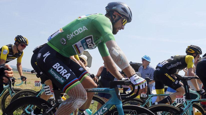 519b0e9d10cac Sagan o páde na Tour: Letel som sedem metrov do lesa, bol to šok ...