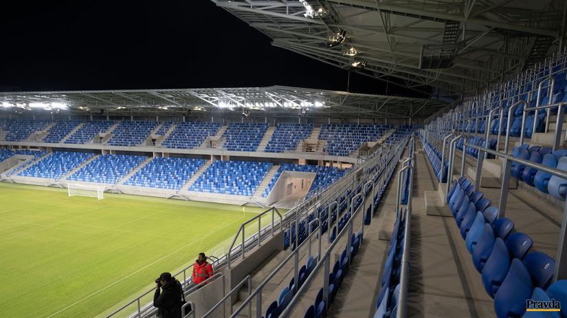 8ff0ff0acb Slovan prekvapil. Na novom štadióne sa ukáže už o dva týždne proti ...